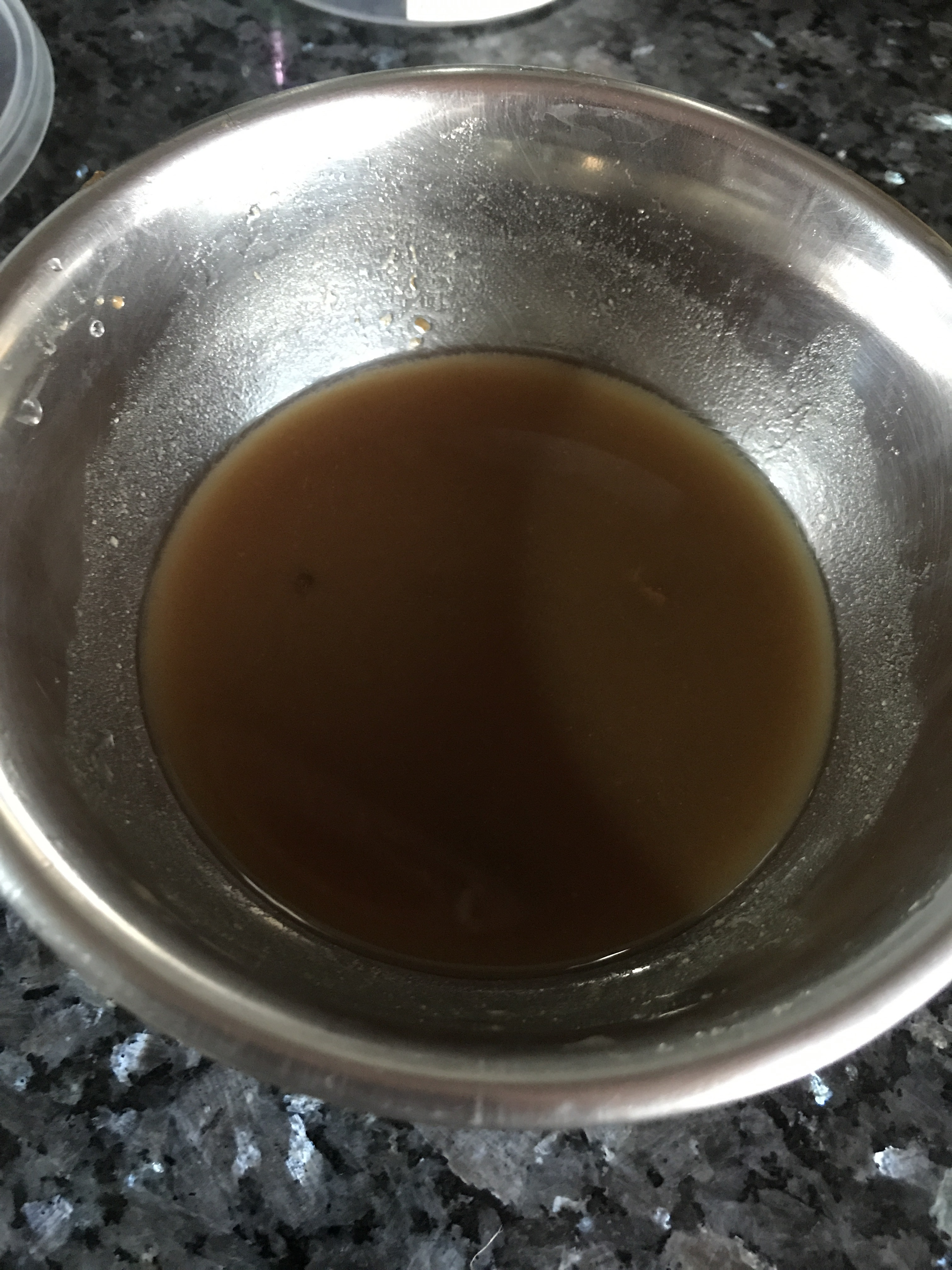 This is tamarind water